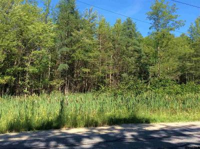 Saratoga County Residential Lots & Land For Sale: Fox Rd