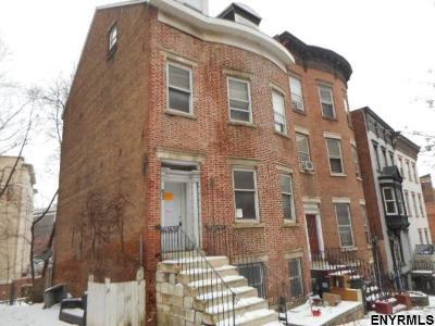 Albany Multi Family Home For Sale: 83 Columbia St