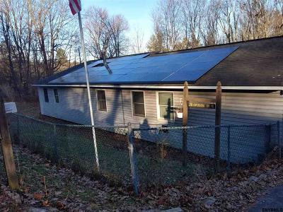 Single Family Home For Sale: 28 Overlook Dr North