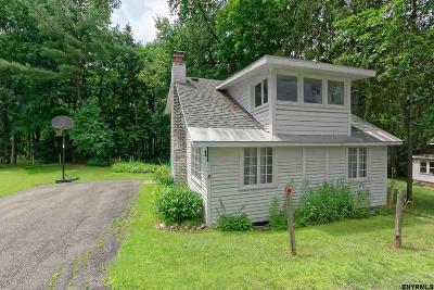 Clifton Park Single Family Home For Sale: 27 Eastside Dr