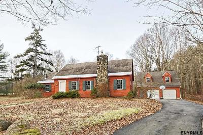 Saratoga County Single Family Home For Sale: 231 Allen Rd