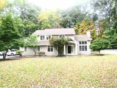 Albany Single Family Home For Sale: 1175 New Scotland Rd