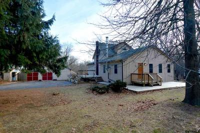 Glenville Single Family Home For Sale: 80 Saratoga Rd