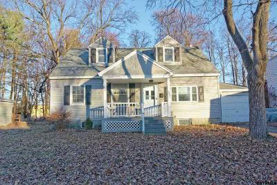Rotterdam Single Family Home For Sale: 1031 Wavell Rd