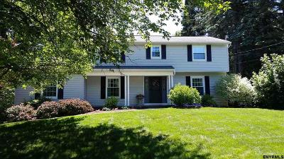 Glenville Single Family Home For Sale: 15 Socha La