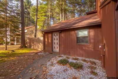 Saratoga County Single Family Home For Sale: 65 Snowberry Rd
