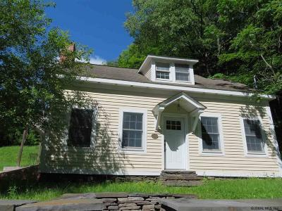 Rensselaer Single Family Home For Sale: 11 Pond Hill Rd