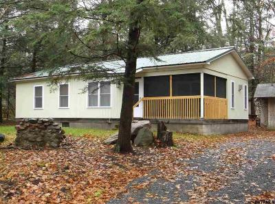 Fulton County Single Family Home For Sale: 156 Kasson Dr
