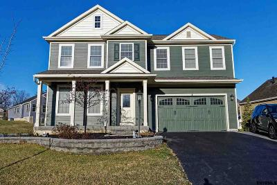 Colonie Single Family Home Price Change: 4 Beacon Dr