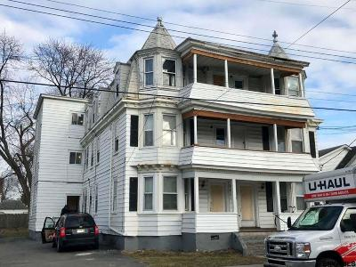 Schenectady Multi Family Home For Sale: 1209 Congress St