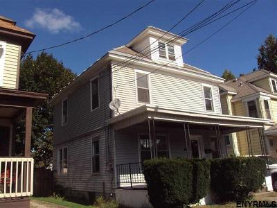 Scotia Single Family Home For Sale: 106 Fifth St