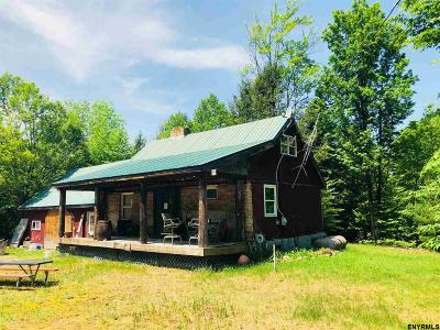 Saratoga County Single Family Home For Sale: 1797 Hadley Hill Rd