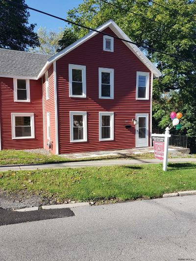 Canajoharie Single Family Home For Sale: 134 Moyer St