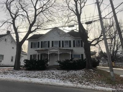 Broadalbin Single Family Home For Sale: 2 Saratoga Av