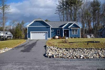 Wilton Single Family Home For Sale: 24 Craw Ln