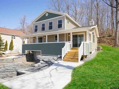 Saratoga Springs Single Family Home For Sale: 628 Route 9 P