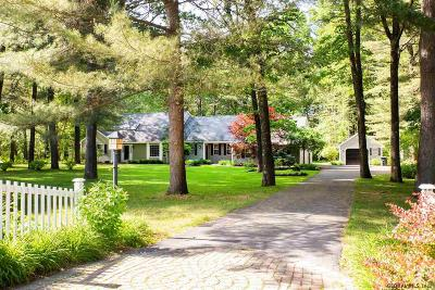 Saratoga County Single Family Home For Sale: 13 Beacon Hill Dr