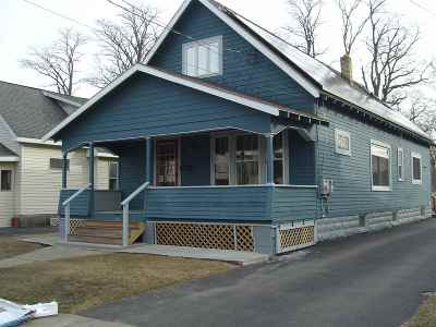 Schenectady Single Family Home For Sale: 265 Eleventh St