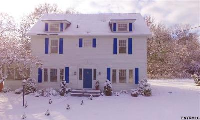 Menands Single Family Home For Sale: 94 Menand Rd