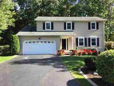 Clifton Park Single Family Home For Sale: 18 McGregor Ct