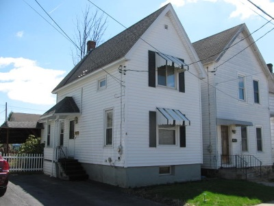 Gloversville Single Family Home For Sale: 6 Temple St
