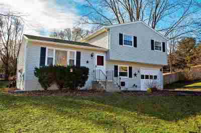 Saratoga County Single Family Home For Sale: 14 Kingsley Av