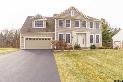 Niskayuna Single Family Home For Sale: 37 Empire Dr