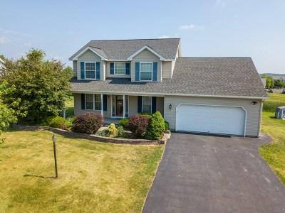 Halfmoon Single Family Home For Sale: 19 Eagle La