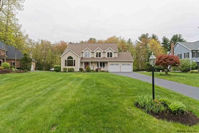 Halfmoon Single Family Home For Sale: 31 Timberwick Dr