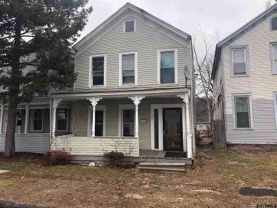 Troy Single Family Home For Sale: 786 4th Av