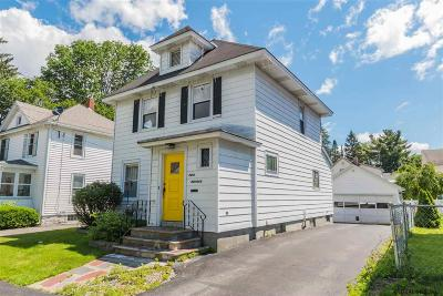 Gloversville Single Family Home For Sale: 9 Monroe St