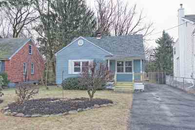 Rotterdam Single Family Home For Sale: 1136 Fort Hunter Rd