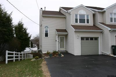 Cohoes Single Family Home For Sale: 11b Continental Av
