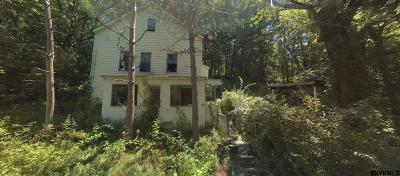 Single Family Home For Sale: 19 Forbes Av
