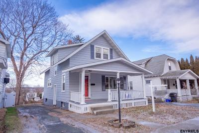 Troy Single Family Home For Sale: 831 8th Av