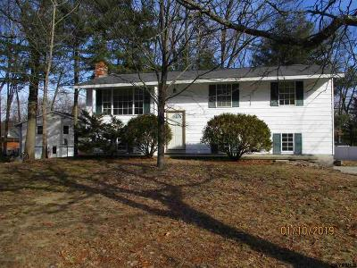 Saratoga County Single Family Home For Sale: 2 Wampum Dr
