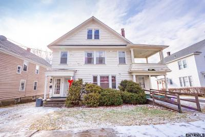 Amsterdam NY Two Family Home For Sale: $99,900