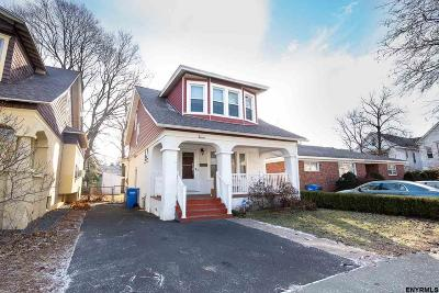 Albany Single Family Home For Sale: 16 Cleveland St