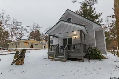 Saratoga County Single Family Home For Sale: 6026 Hermit Point Rd
