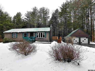 Saratoga County Single Family Home For Sale: 170 Pettis Rd