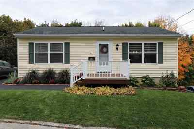 Mechanicville, Stillwater Single Family Home For Sale: 22 Stillwater Av