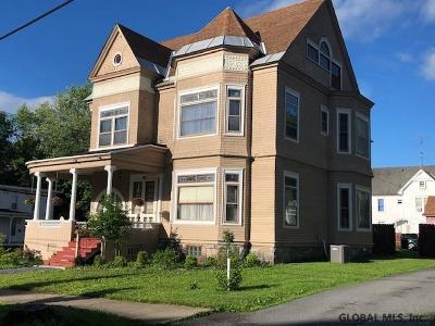 Johnstown Single Family Home For Sale: 100 S William St