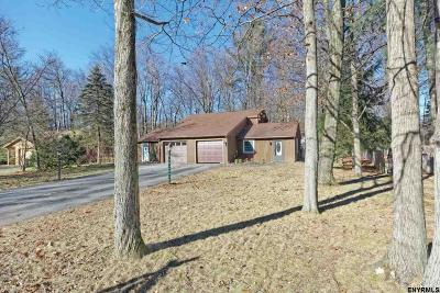 Saratoga County Single Family Home For Sale: 6 Glenbrook Dr