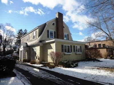 Glens Falls Single Family Home For Sale: 480 Glen St