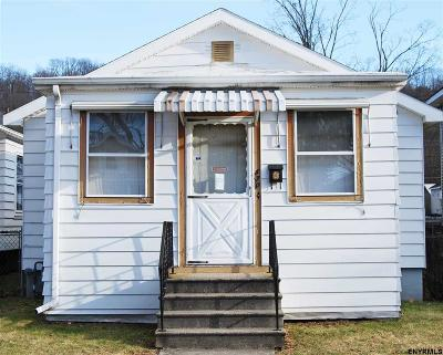 Troy Single Family Home For Sale: 530 7th Av