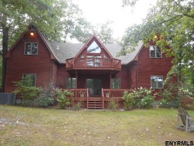Niskayuna Single Family Home For Sale: 798 Middle St