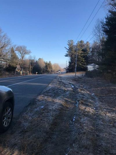Saratoga Springs Residential Lots & Land For Sale: New York State Route 50