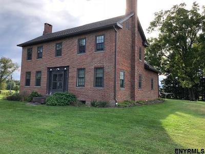 Greene County Single Family Home For Sale: 2551 Rt 385