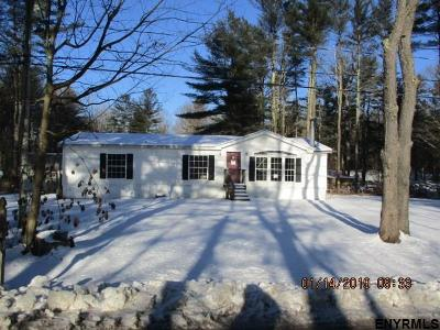 Johnstown Single Family Home For Auction: 122 New Turnpike Rd