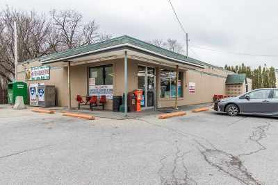 Broadalbin Commercial For Sale: 49 North Main St